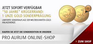 50 Jahre Krügerrand Edition kaufen
