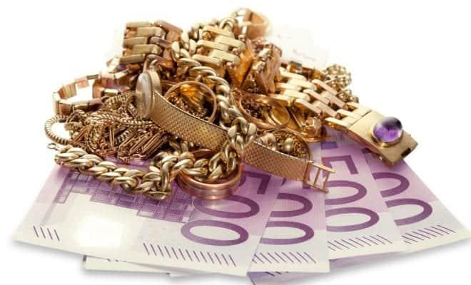 Altgold 500 € Scheine