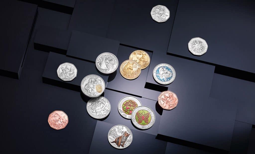 Big Phil Auf Reisen Europas Größte Goldmünze Zu Gast Bei Der Vr
