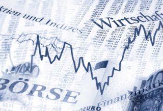 Aktien, Börse, Finanzmarkt, Wirtschaft