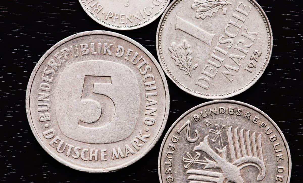 Junk Silber Mark Und Schilling Gedenkmünzen Erleben Als Investment